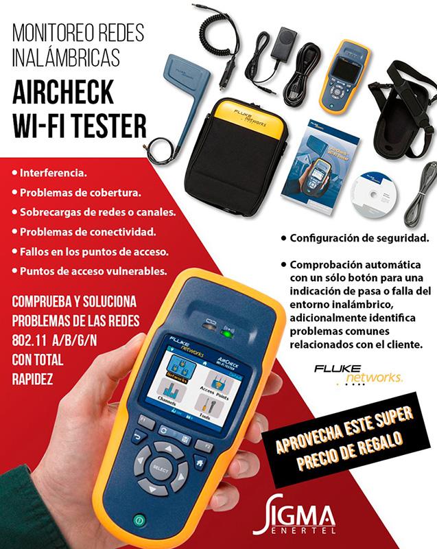 Promoción Aircheck